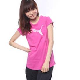 プーマ PUMA レディース 半袖Tシャツ グラフィック SS Tシャツ 592728