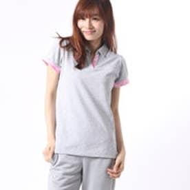 プーマ PUMA レディース 半袖ポロシャツ スキッパー 591897