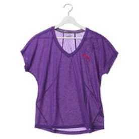 プーマ PUMA レディース フィットネス 半袖Tシャツ エレベーティド スポーティ Tシャツ 592948