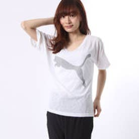 プーマ PUMA レディース フィットネス 半袖Tシャツ ルーズ Tシャツ 515766