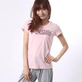 プーマ PUMA レディース 半袖Tシャツ SS TEE W 850584