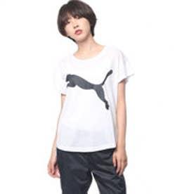 プーマ PUMA レディース フィットネス 半袖Tシャツ アーバンスポーツ トレンドTシャツ 594742