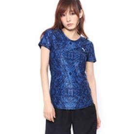 プーマ PUMA レディース 半袖機能Tシャツ グラフィック ショートスリーブTシャツ 515882