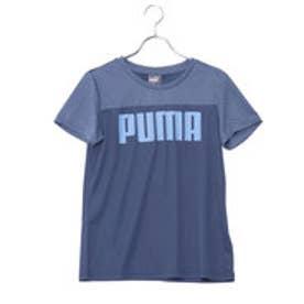 プーマ PUMA レディース 半袖機能Tシャツ PM517297 ロゴ SS グラフィックTシャツ 517297