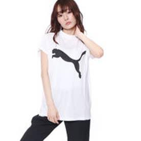 プーマ PUMA レディース 半袖Tシャツ EVOSTRIPE SS Tシャツ 851932