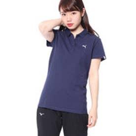 プーマ PUMA レディース 半袖ポロシャツ エッセンシャル ポロシャツ 592994