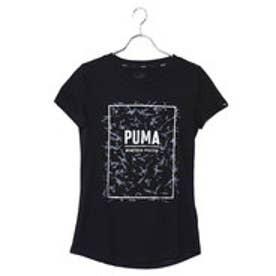 プーマ PUMA レディース 半袖Tシャツ FUSION グラフィック SS Tシャツ 852161