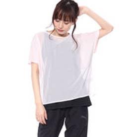 プーマ PUMA レディース フィットネス 半袖 Tシャツ エクスプローシブ トップ 516799