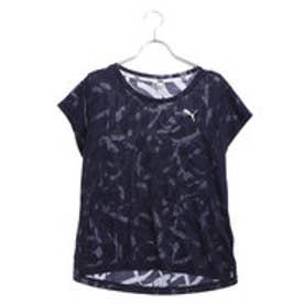 プーマ PUMA レディース フィットネス 半袖 Tシャツ アーバンスポーツ グラフィックTシャツ 851962