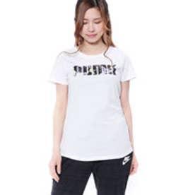 プーマ PUMA レディース 半袖Tシャツ FLOWER ロゴ Tシャツ 853504