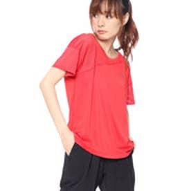 プーマ PUMA レディース フィットネス 半袖Tシャツ A.C.E. メッシュ ブロック Tシャツ 517552