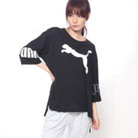 プーマ PUMA レディース 半袖Tシャツ MODERN SPORTS ロゴ Tシャツ 853847