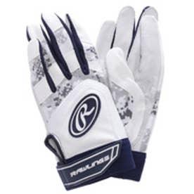 ローリングス Rawlings ジュニア 野球 バッティング用手袋 バッティンググラブ ジュニア用 J00586062