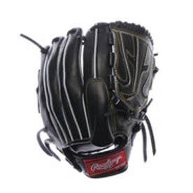 ローリングス Rawlings ユニセックス 軟式野球 ピッチャー用グラブ プロプリファードJAPAN 軟式用 プロプリファードJAPAN J00574033 (ブラック)