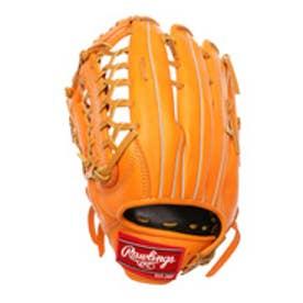 ローリングス Rawlings ユニセックス 軟式野球 野手用グラブ 魅せる捕球が男前 Rubber J00584693