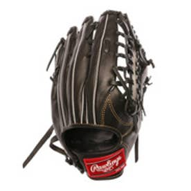 ローリングス Rawlings ユニセックス 軟式野球 野手用グラブ 魅せる捕球が男前 Rubber J00584690