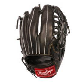 ローリングス Rawlings ユニセックス 軟式野球 野手用グラブ 魅せる捕球が男前 Rubber J00584682
