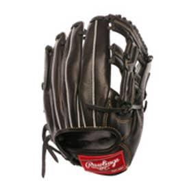 ローリングス Rawlings ユニセックス 軟式野球 野手用グラブ 魅せる捕球が男前 Rubber J00584680