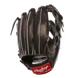 ローリングス Rawlings ユニセックス 軟式野球 野手用グラブ 魅せる捕球が男前 Rubber J00584678