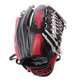 ローリングス Rawlings ユニセックス 軟式野球 野手用グラブ HOHカラーシンクパッチ Japan Limited J00595328