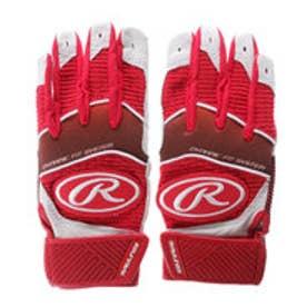 ローリングス Rawlings ユニセックス 野球 バッティング用手袋 バッティンググラブ J00580781