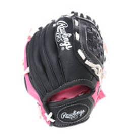 ローリングス Rawlings ジュニア用 軟式野球 野手用グラブ ローリングス グラブ&ボールセット J00604165