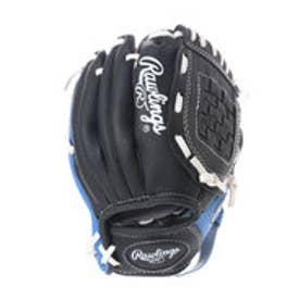 ローリングス Rawlings ジュニア用 軟式野球 野手用グラブ ローリングス グラブ&ボールセット J00604167