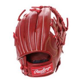 ローリングス Rawlings ユニセックス 軟式野球 野手用グラブ ジュニア ハイパーテックDPオールレザー J00603141