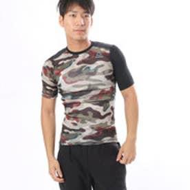 リーボック REEBOK メンズ 半袖Tシャツ ワンシリーズ ACTIVCHILL Comp カモグラフィック ショートスリーブTシャツ BR9566