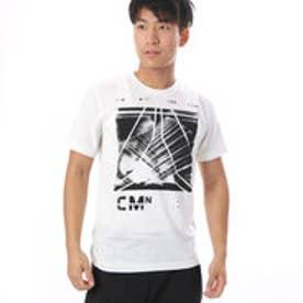 リーボック REEBOK メンズ 半袖Tシャツ ワンシリーズ SpeedWick ブレンド グラフィック ショートスリーブTシャツ BQ3496