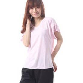 リーボック REEBOK レディース フィットネス 半袖Tシャツ ヨガ エコピュアラウンドヘムTシャツ BC5150