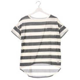 リーボック REEBOK レディース フィットネス 半袖Tシャツ ヨガ ボーダーTシャツ BC5164