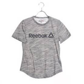 リーボック REEBOK レディース フィットネス 半袖 EL マーブルロゴ ショートスリーブTシャツ BS4037