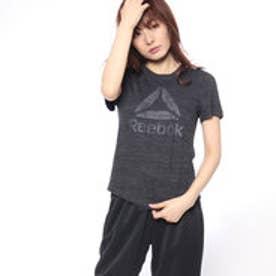 リーボック REEBOK レディース フィットネス  ELマーブルショートスリーブTシャツ D95551