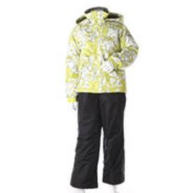 レセーダ RESEEDA ジュニア スキー ウェア上下セット JUNIOR SUIT RES79006 (グリーン)
