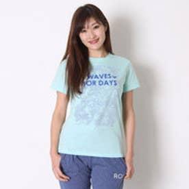 ロキシー ROXY レディース 半袖Tシャツ BEACH MAT BST161611Y