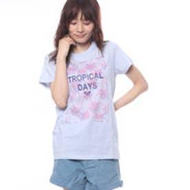 ロキシー ROXY レディース 半袖Tシャツ TROPICAL DAYS RST171612Y