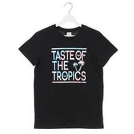 ロキシー ROXY レディース 半袖Tシャツ TASTE OF THE TROPICS RST171611Y