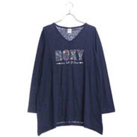 ロキシー ROXY レディース 長袖Tシャツ FLOWER LOGO A-LINE TEE RLT174603Y