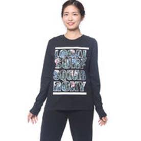 ロキシー ROXY レディース 長袖Tシャツ MESSAGE TEE RLT174601Y