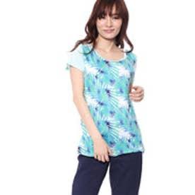 ロキシー ROXY レディース フィットネス 半袖 Tシャツ RHYTHMIC S/S TEE RST181611T