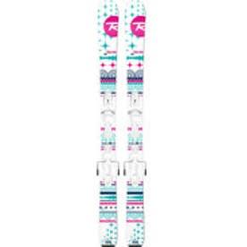 【大型商品200】ロシニョール ROSSIGNOL ジュニア スキー 板 JUNIOR TERRAIN GIRL 104-140 (KID-X) RAEJC03F