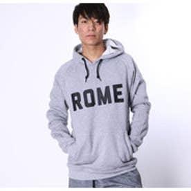 ローム エスディーエス ROME SDS ユニセックス スノーボード ウェア RIDING PULLOVER 21016407 (グレー)