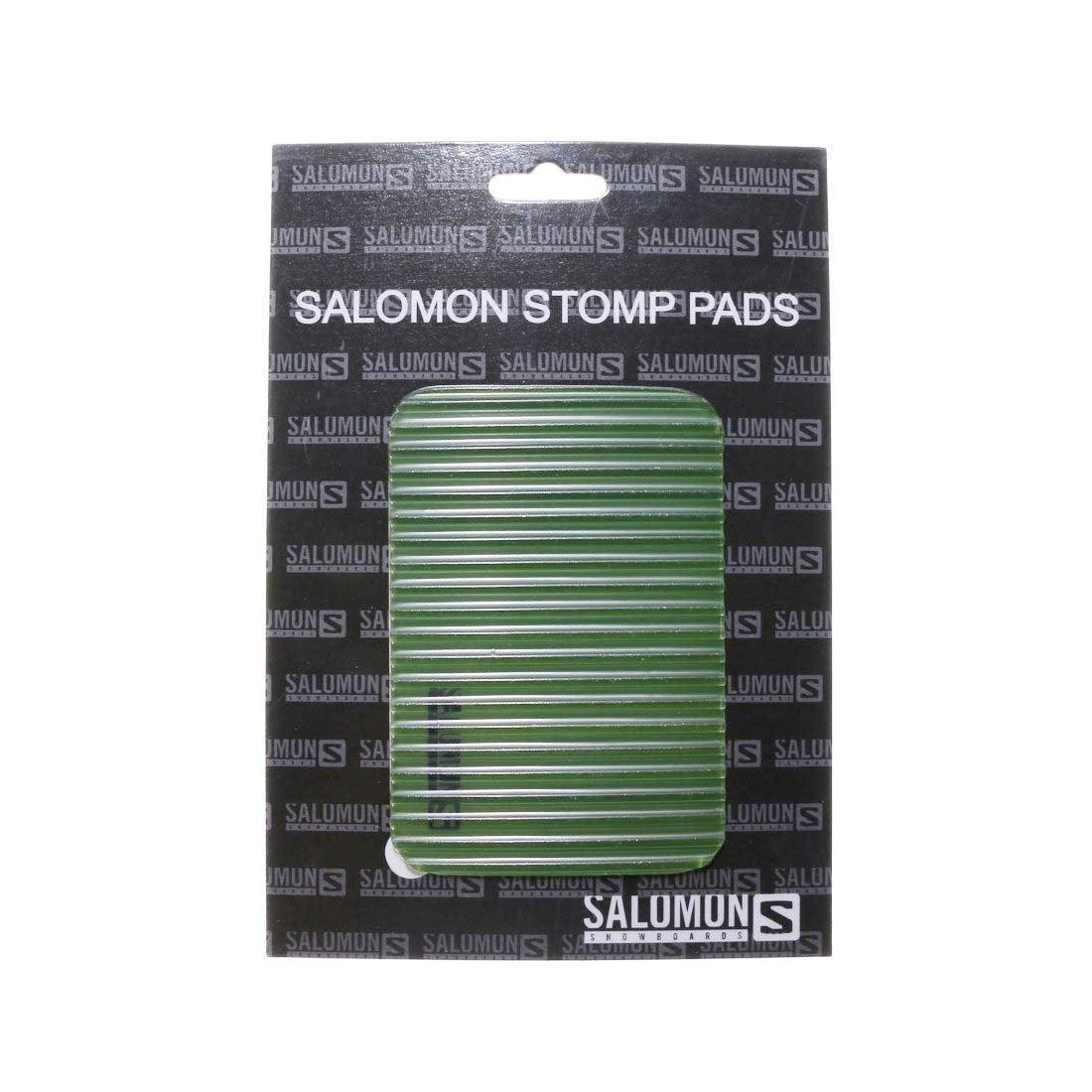 サロモン Salomon スノーボード デッキパッド STOMP PADS SPC KHAKI L39459300
