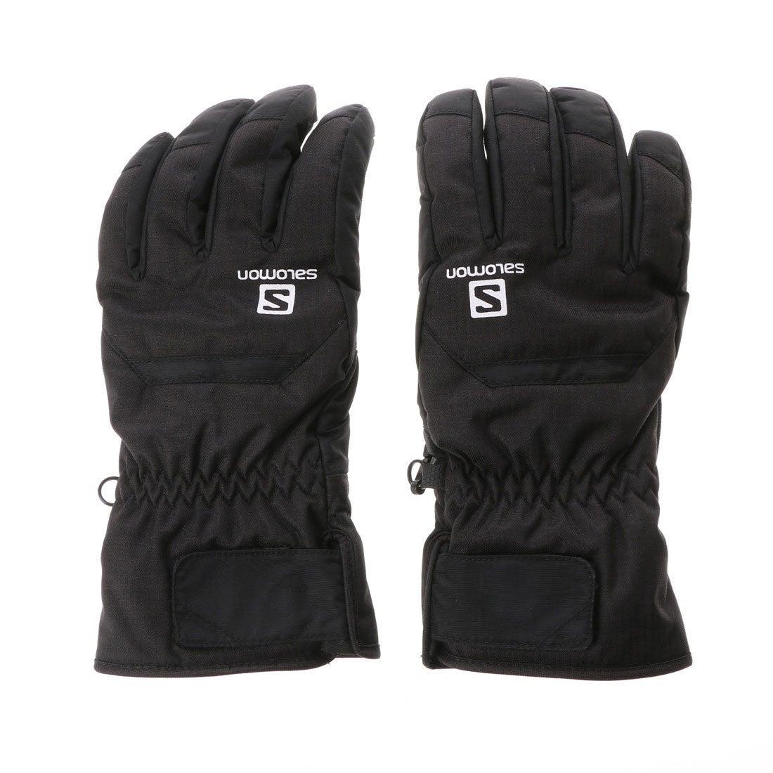 【SALE 19%OFF】サロモン Salomon ユニセックス スキー グローブ CRUISE M L36377700