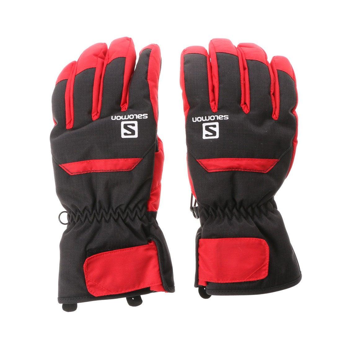 【SALE 19%OFF】サロモン Salomon ユニセックス スキー グローブ CRUISE M L36678400