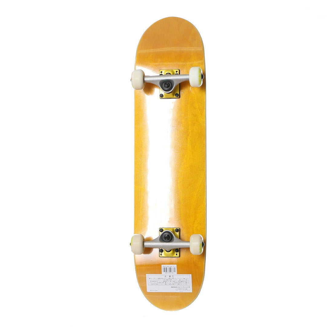 【SALE 5%OFF】シルバーフォックス Silver Fox ユニセックス エクストリームスポーツ ボード/スケート スケートボードコンプリート SB4007