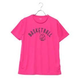 サンリオ Sanrio レディース バスケットボール 半袖Tシャツ SN-8KW2018TSGT SN-8KW2018TSGT