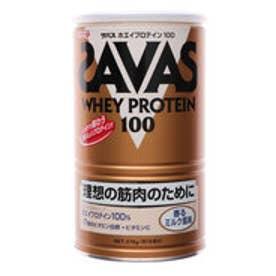 ザバス savas プロテイン ホエイプロテイン100香るミルク18食分 CZ7383