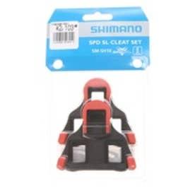 シマノセールス SHIMANO ペダル SM-SH10 クリートセット(固定モード/左右ペア/オプション/M5×8mm)